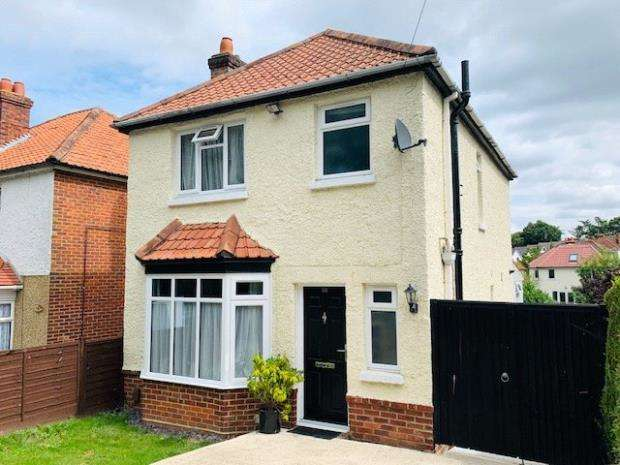 3 Bedrooms Detached House for sale in Copsewood Road, Southampton, Hampshire