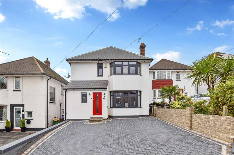 5 Bedrooms Detached House for sale in Arundel Close, Bexley, Kent, DA5