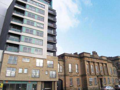 1 Bedroom Flat for sale in Clyde Street, City Centre, Glasgow