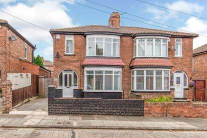 3 Bedrooms Semi Detached House for sale in Hillside Road, Stockton-On-Tees