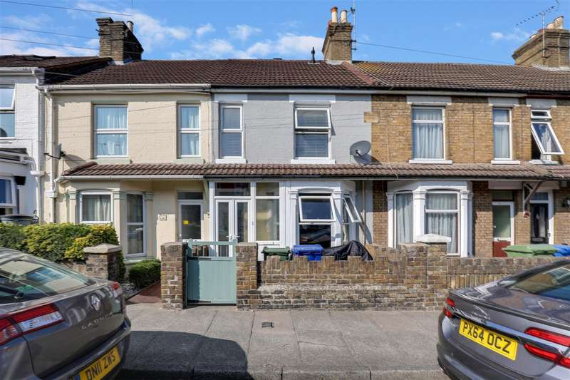 3 Bedrooms Terraced House for sale in Rock Road, Sittingbourne