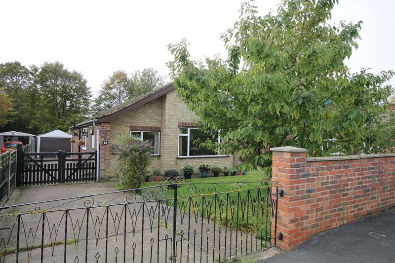 2 Bedrooms Bungalow for sale in Park Lane, Heighington, Lincoln