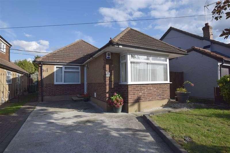 2 Bedrooms Detached Bungalow for sale in Pound Lane, Basildon, Essex