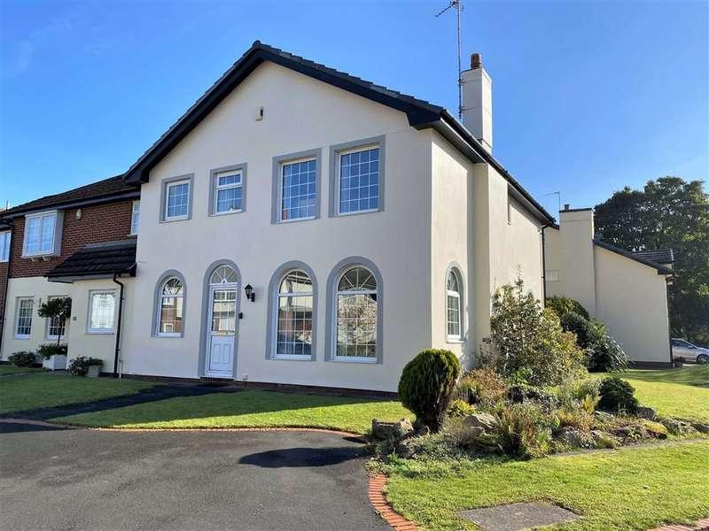 3 Bedrooms Mews House for sale in Westwood Mews, Lytham