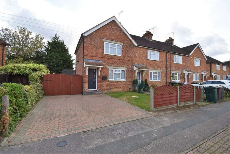 2 Bedrooms End Of Terrace House for sale in Tennyson Road, Ashford
