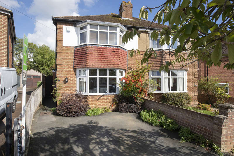 2 Bedrooms Semi Detached House for sale in Welland Lodge Road, Cheltenham GL52 3HH