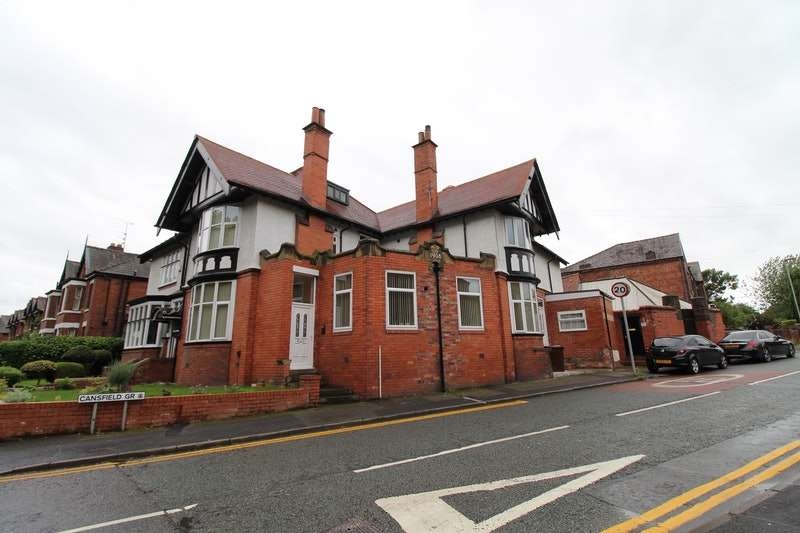 2 Bedrooms Flat for sale in Cansfield Grove, Ashton in Makerfield, Greater Manchester, WN4