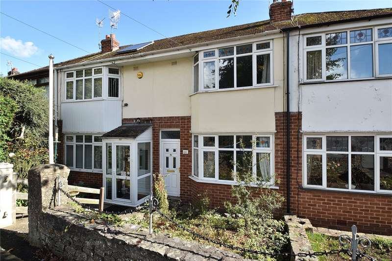 2 Bedrooms Terraced House for sale in Broadway Grove, St Johns, Worcester