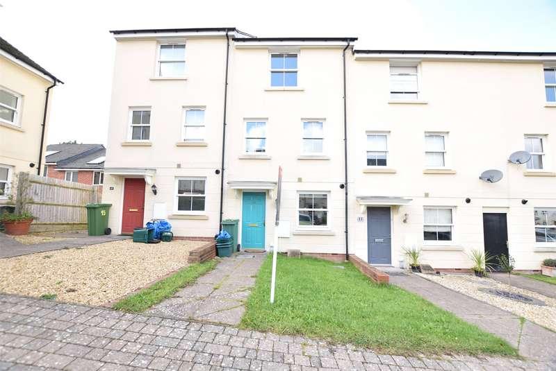 4 Bedrooms Terraced House for sale in Alvington Drive, Cheltenham, Gloucestershire, GL52