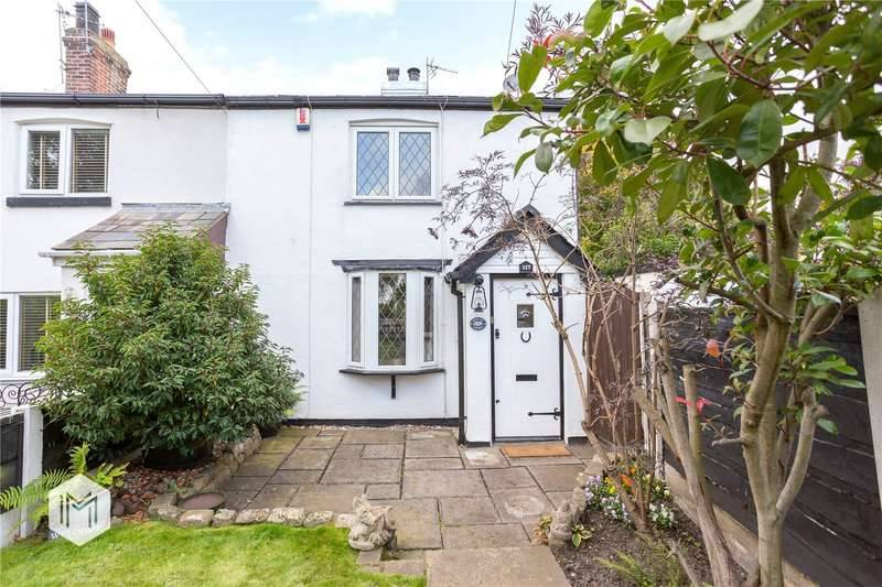2 Bedrooms End Of Terrace House for sale in Higher Green Lane, Astley, Tyldesley, Manchester, M29