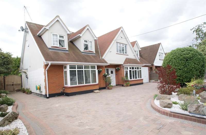 5 Bedrooms Detached House for sale in Victoria Road, Rayleigh