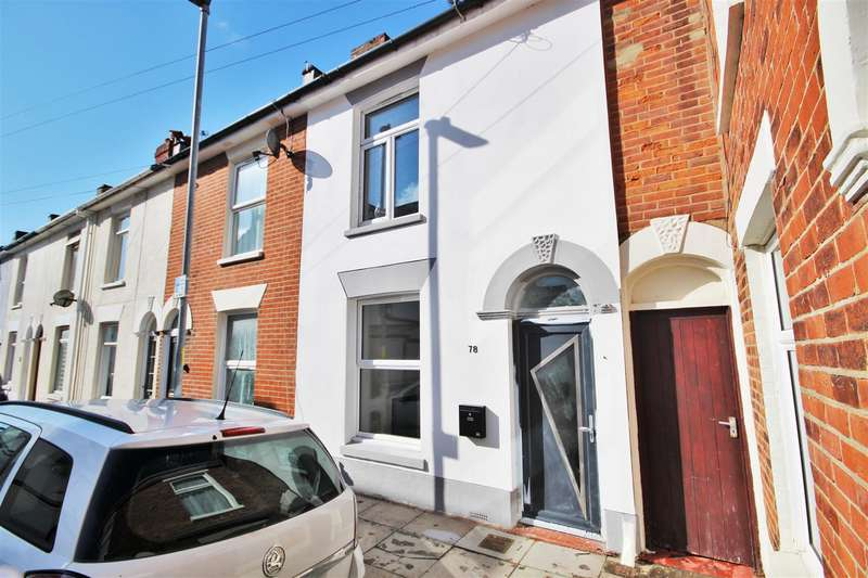 3 Bedrooms Terraced House for sale in Lawson Road, Southsea