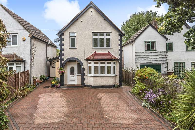 3 Bedrooms Detached House for sale in School Lane, Addlestone, KT15