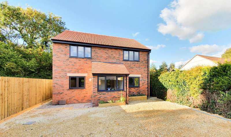 4 Bedrooms Detached House for sale in Wotton Road, Charfield, Wotton-under-Edge, GL12 8TP