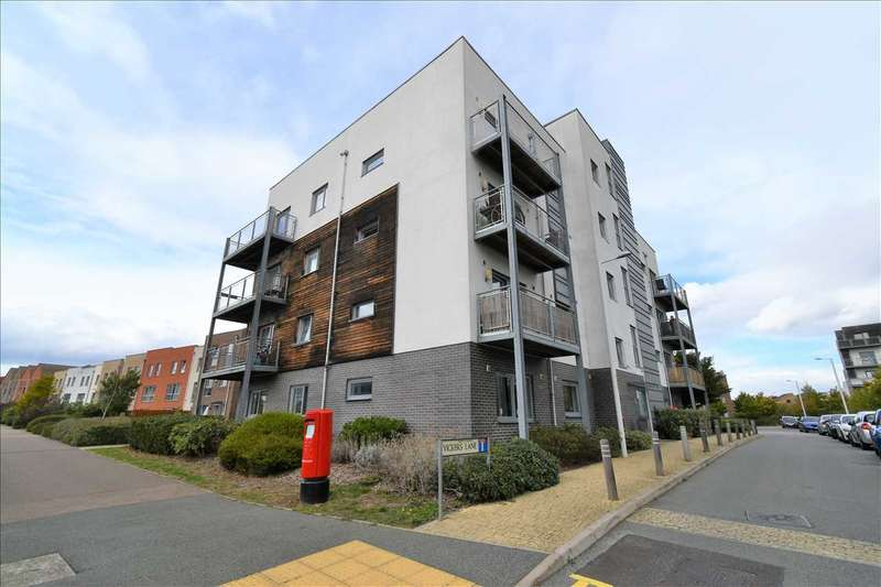 2 Bedrooms Apartment Flat for sale in Swallows Court, Vickers Lane, Dartford