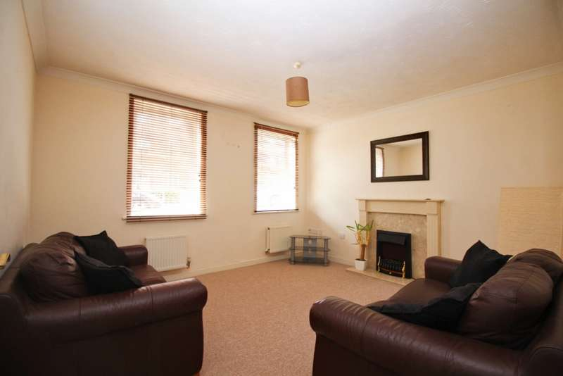 1 Bedroom Flat for sale in Larchmont Road, Abbey, LE4