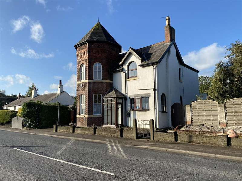 3 Bedrooms Detached House for sale in Tower House, Fleetwood Road, Greenhalgh, Nr Kirkham