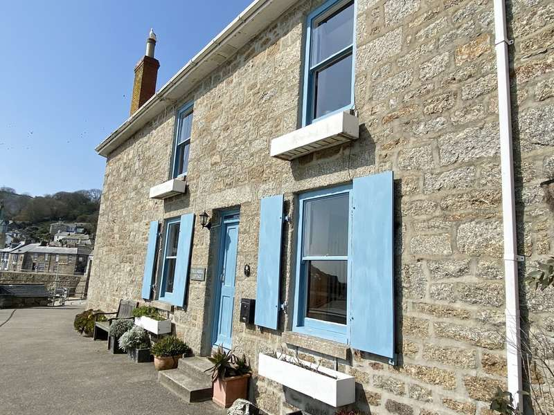 3 Bedrooms Terraced House for sale in Carn Topna, Mousehole