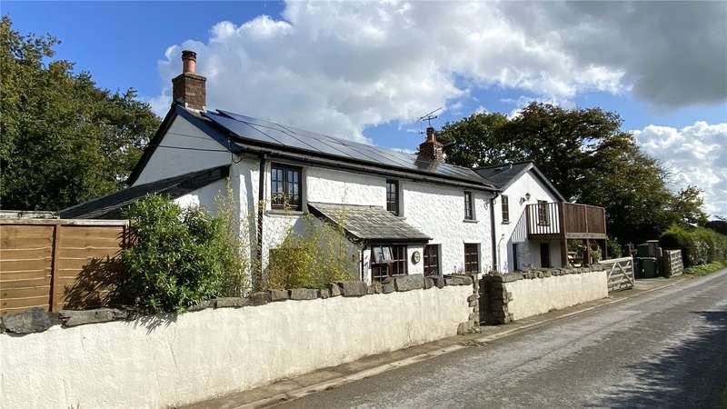 3 Bedrooms House for sale in Meshaw, South Molton, Devon, EX36