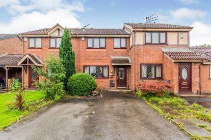 3 Bedrooms Terraced House for sale in Towncroft, Denton, Manchester, Greater Manchester