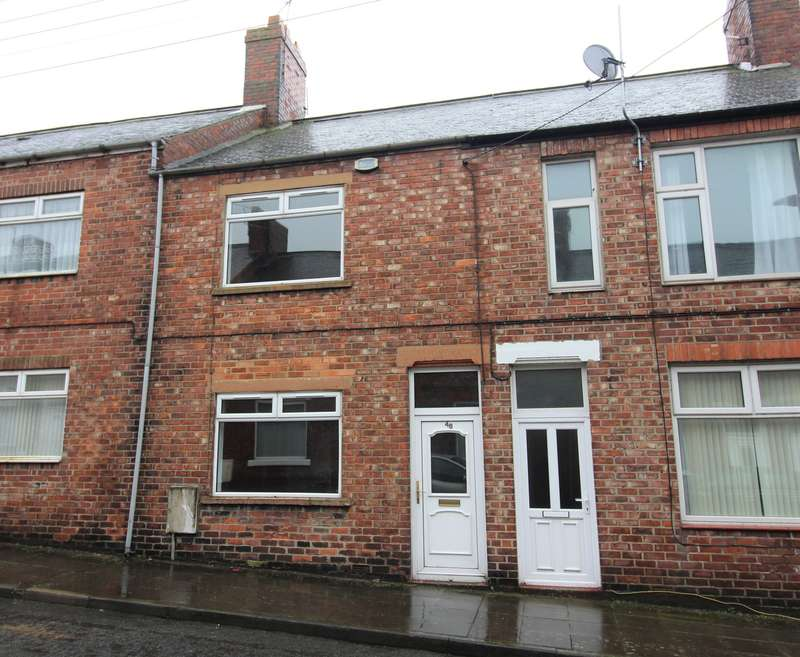 3 Bedrooms Terraced House for rent in Arthur Street, Ferryhill, DL17
