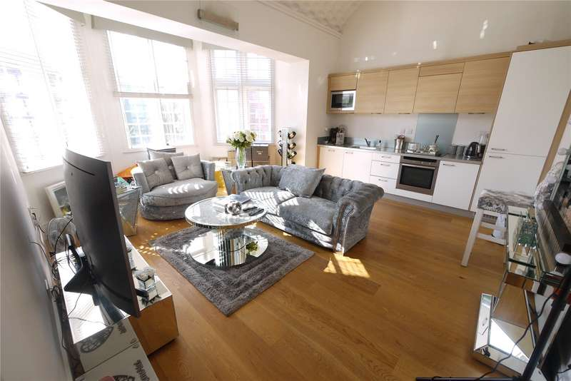 1 Bedroom Apartment Flat for sale in Brunswick Court, The Galleries, Warley, Essex, CM14
