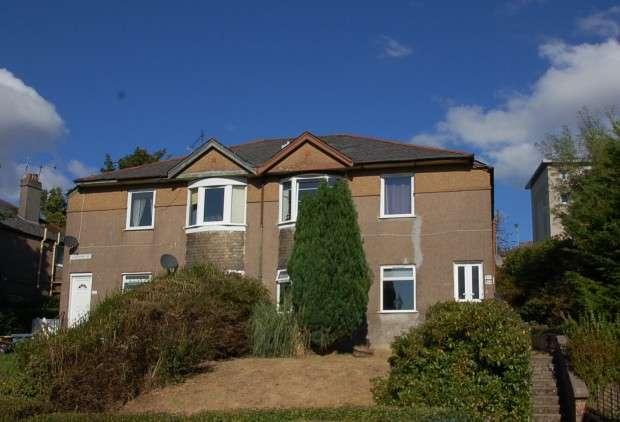 3 Bedrooms Flat for sale in 294 Gladsmuir Road, Hillington, G52