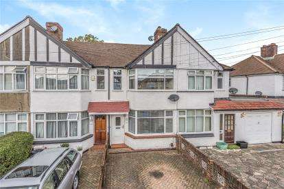 2 Bedrooms Terraced House for sale in Lovelace Avenue, Bromley