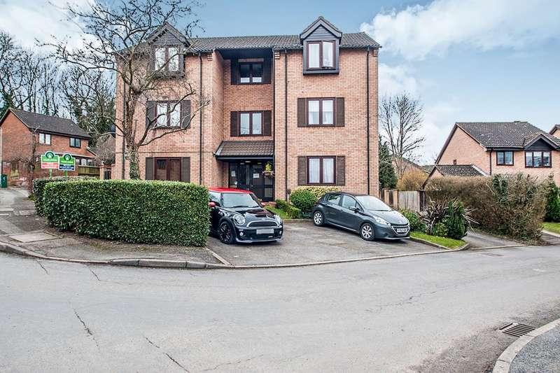 1 Bedroom Apartment Flat for sale in Crackley Meadow, Hunters Oak, Hemel Hempstead, Hertfordshire, HP2