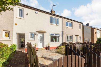 2 Bedrooms Terraced House for sale in Portsoy Place, Knightswood