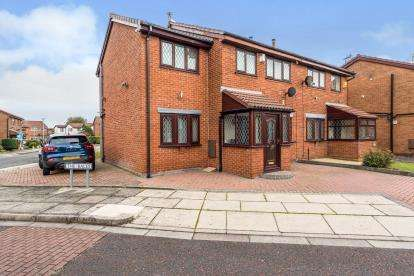 4 Bedrooms Semi Detached House for sale in The Bales, Bootle, Liverpool, Merseyside, L30