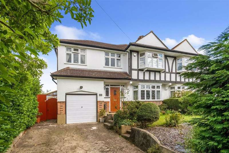 5 Bedrooms Semi Detached House for sale in Hayes Lane, Bromley