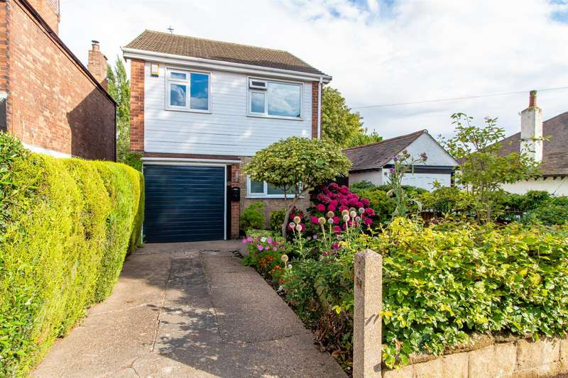 3 Bedrooms Detached House for sale in Grover Avenue, Mapperley, Nottingham