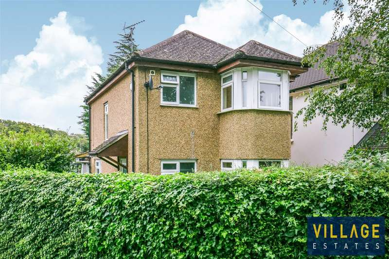3 Bedrooms Detached House for sale in Firbank Road, St. Albans