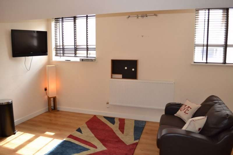 1 Bedroom House Share for rent in Orchard Street, LE11 5AZ