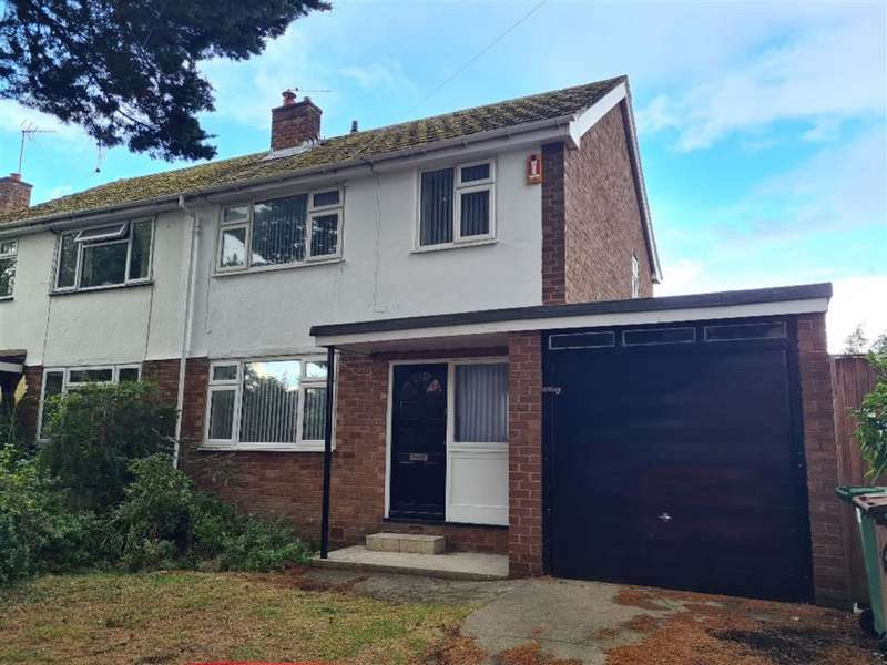 3 Bedrooms Semi Detached House for rent in Devonshire Place, Prenton, Wirral