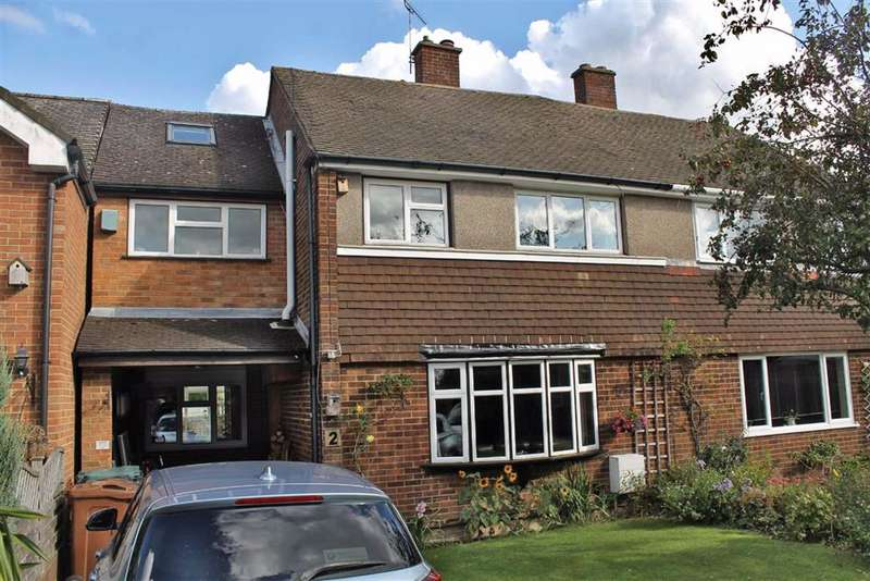 4 Bedrooms Semi Detached House for sale in Birtrick Drive, Meopham