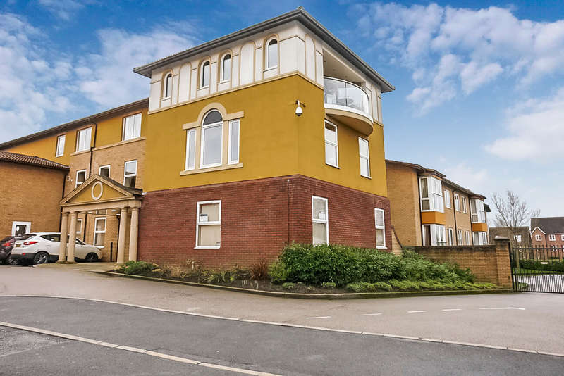 2 Bedrooms Flat for sale in Sienna Court, Chadderton, Oldham
