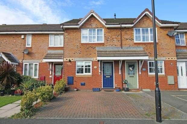 2 Bedrooms Terraced House for sale in Seaview Way, Fleetwood, FY7