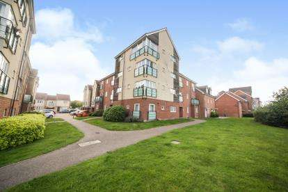 2 Bedrooms Flat for sale in Leyland Road, Dunstable, Bedfordshire