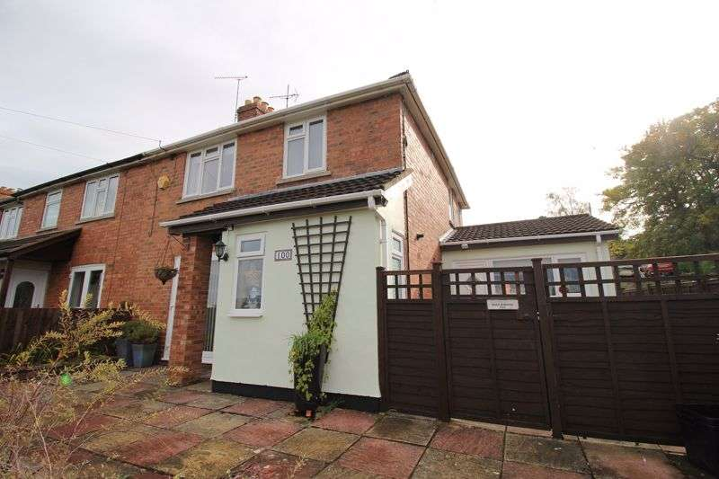 3 Bedrooms Property for sale in Church Road, Cinderford