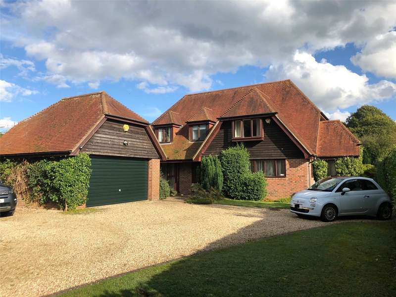4 Bedrooms Detached House for sale in New Road, Timsbury, Hampshire, SO51