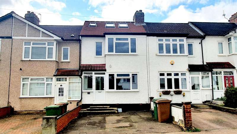 3 Bedrooms Terraced House for sale in Conrad Drive, Worcester Park