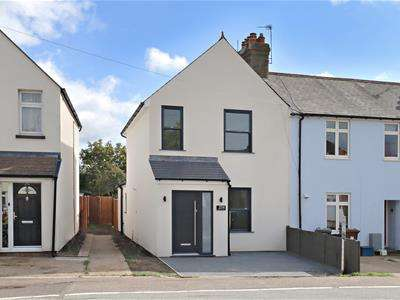 3 Bedrooms End Of Terrace House for sale in Shenley Road, Borehamwood