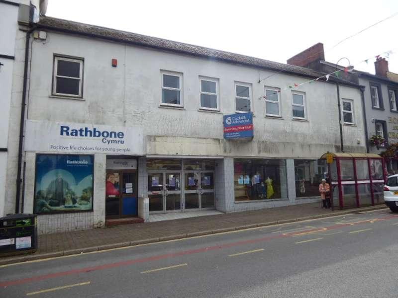 Commercial Property for rent in Ground Floor, Lammas Street, Carmarthen