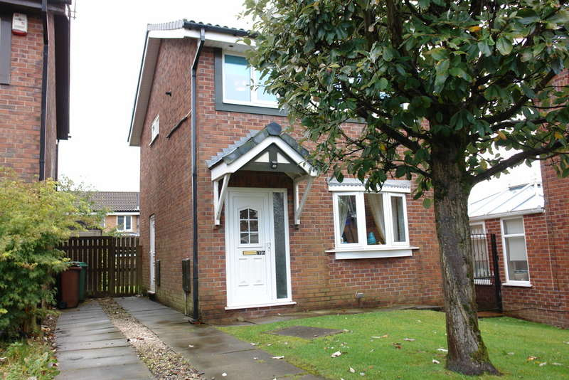 3 Bedrooms Detached House for sale in Otmoor Way, Royton, Oldham