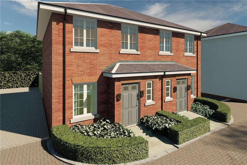 2 Bedrooms Semi Detached House for sale in Appulby Gardens, Winchester, Hampshire, SO22