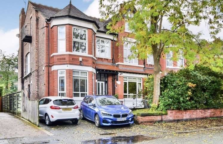 2 Bedrooms Apartment Flat for sale in Moorfield Road, Manchester, Greater Manchester, M20