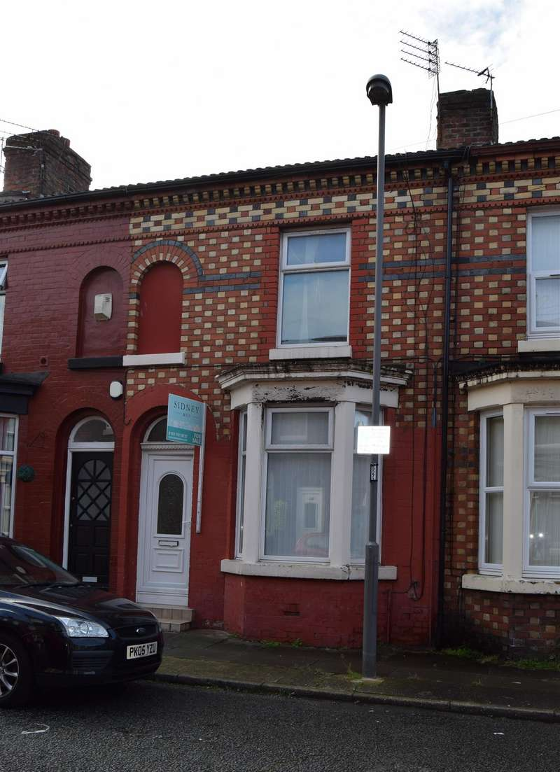 3 Bedrooms Property for sale in Neston Street, Liverpool, L4 4DR