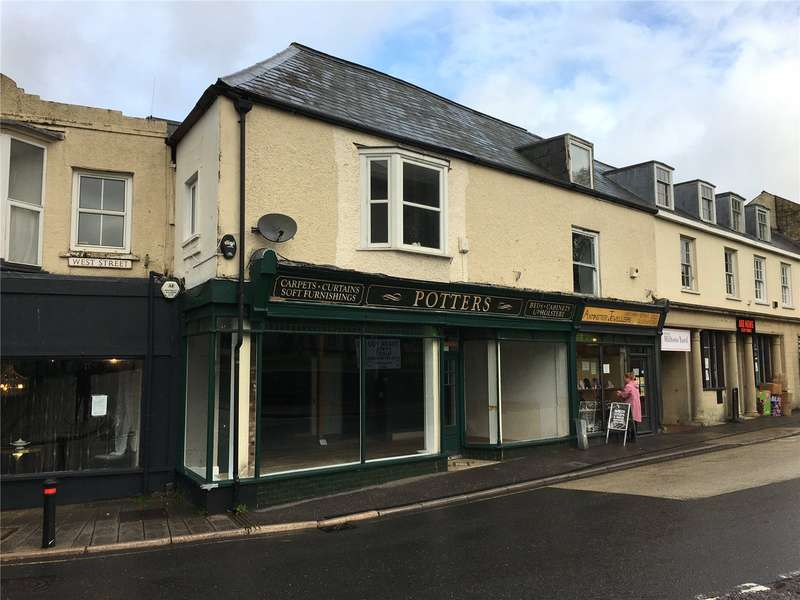 Office Commercial for rent in West Street, Axminster, EX13